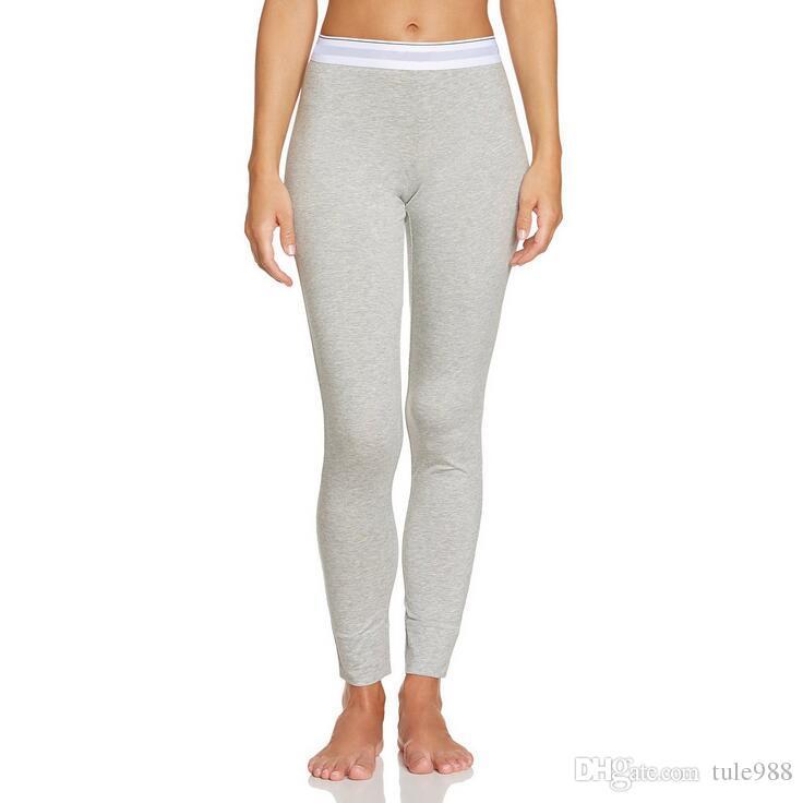 Pantaloni nuovi arrivi delle donne stampato Bellezza ginnastica di yoga delle ghette per la donna sexy sottili elastici Sprots fitness Leggins Bodycon Matita Pantaloni