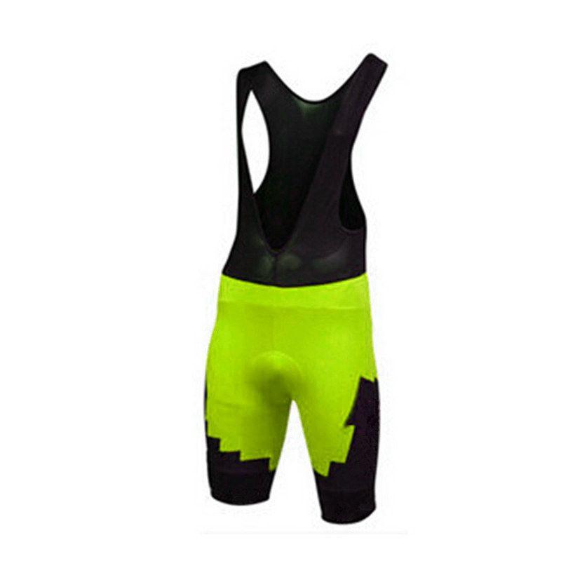 Pro Men/'s Cycling Bike Bib Shorts with Two 3D Gel Pad Options