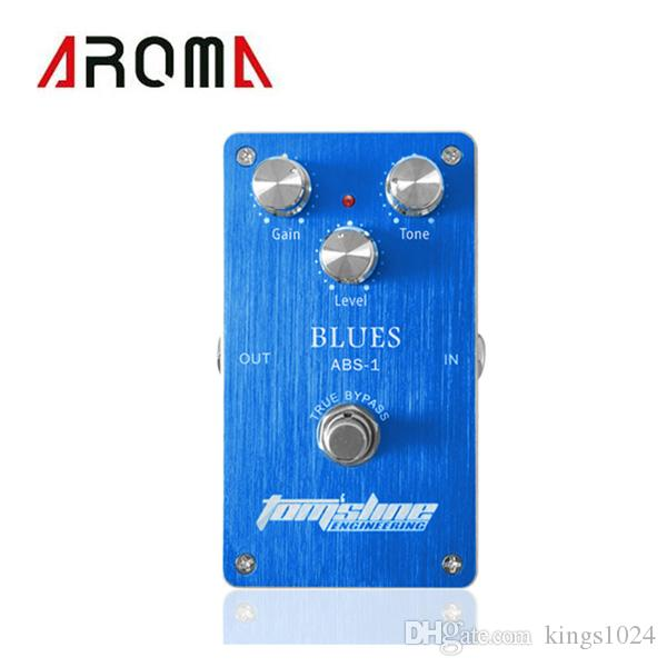 ABS-1 Blues Premium Analogue Effect Guitar Effect DC9V Power Supply Aroma Pedal Effects CE ROHS Free Ship !!! guitar accessories