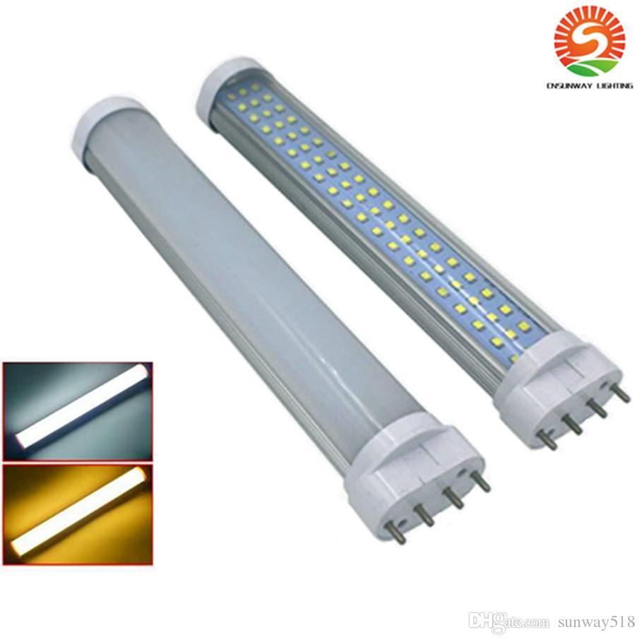 2G11 LED 22W Led Tubes Double SidLED 2G11 Tube Light Bulb 12W 15W 18W 25Wes SMD2835 Led Fluorescent Lights AC 85-265V UL DLC