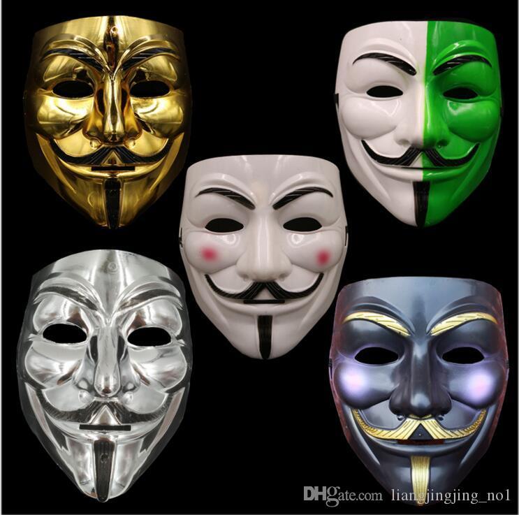 Anonymous Costume