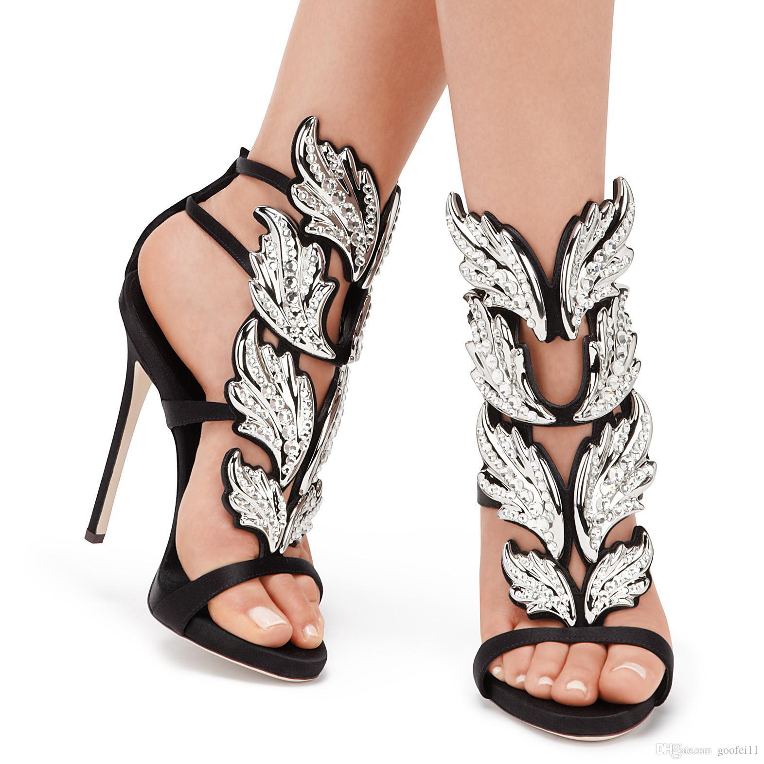 Chaussures Femme Tongs Haut Top à sangle et boucle Roma Gladiateur Sandale Bottines Neuf