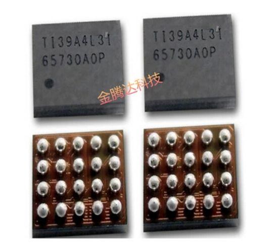 10pcs/lot for IPHONE 5S 5GS 5C 6 6G 6P 6plus 6+ u3 6 6plus u1501 LCD Display IC 65730AOP 65730 20pin