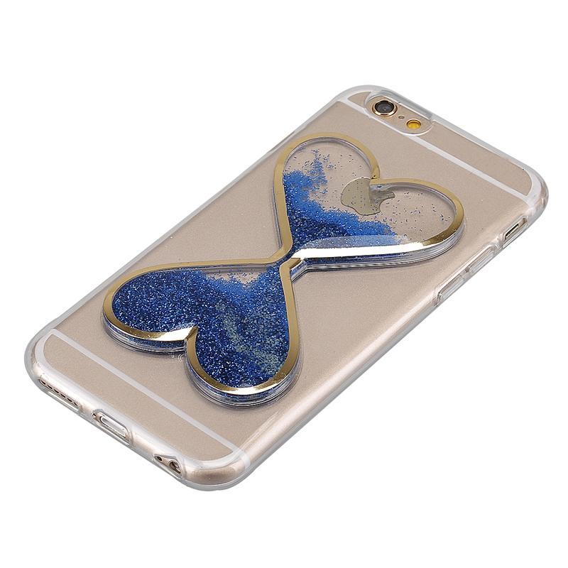 Custodia Trasparente A i A Forma Di Cuore IPhone 7 6S 6 Plus 6S 7 Plus 5 Cover Adesiva A Polvere In TPU 5C 5S Se 4 4S S6 Da Mq_treasure3, 1,17 €   ...