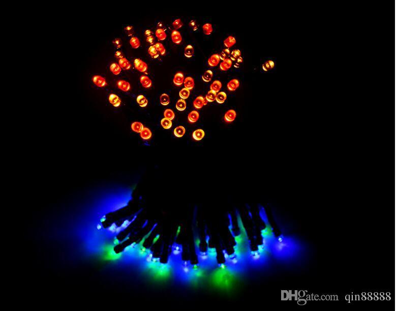 야외 2 개 모드 태양 요정 문자열 조명, 정원 LED 스트링 태양 광 LED 8 개 모드 높은 품질 방수 lederTEK (200)