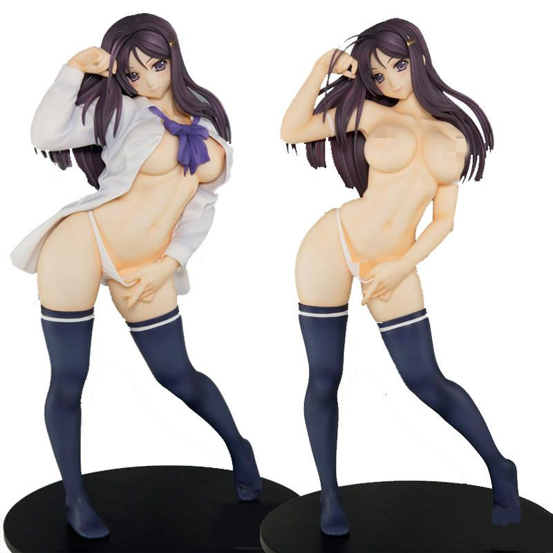 Anime Figure Jouets High School D×D Himejima Akeno Figurine Statues 30cm