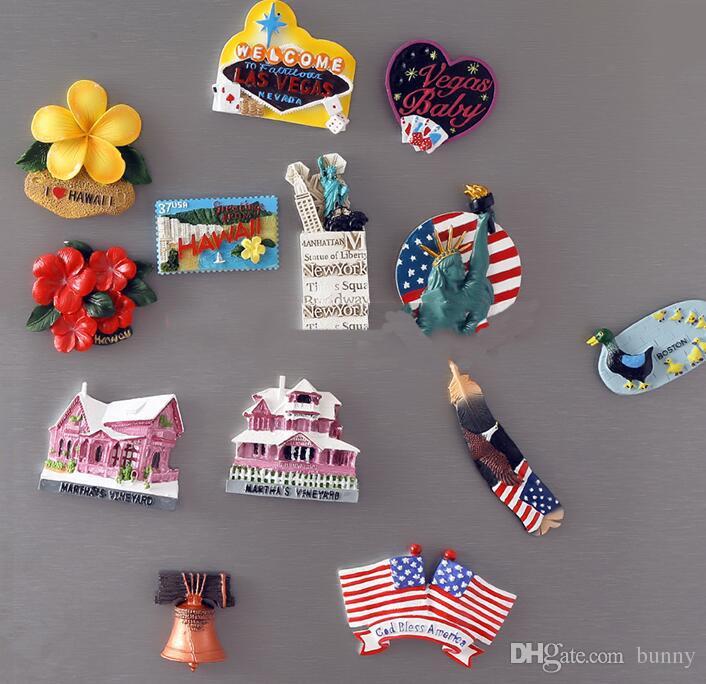 United States//New York//Statue of Liberty//fridge//magnet.! Aimant de r/éfrig/érateur