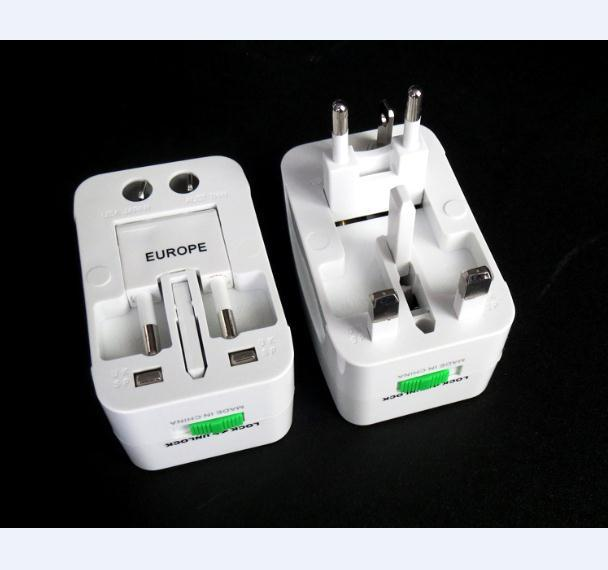 Cheap All In One International Travel Adaptor Au Us Uk Eu Standard ...