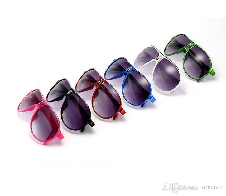 Sunblock Boys Girls Girls Moda occhiali da sole UV Style Occhiali da sole Occhiali da sole Protezione Bambini E Bambini 2021 Bambini GSLNW