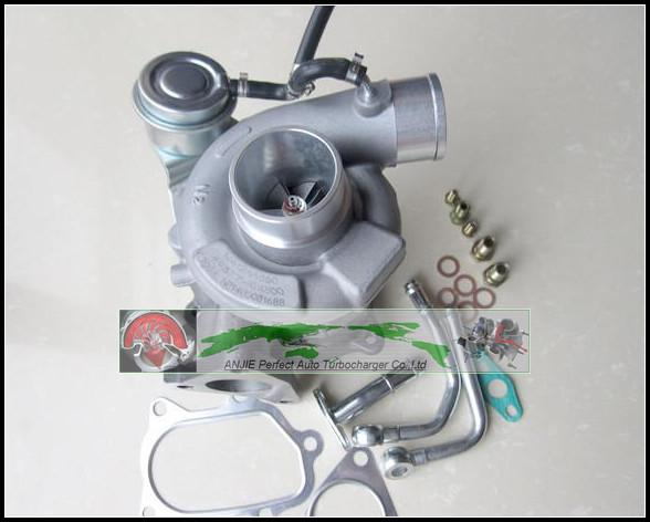 Turbo For SUBARU Forester Impreza 1998- 58T EJ20 EJ205 2.0L 211HP TD04L 49377-04300 14412-AA360 Turbocharger with gaskets pipe (3)