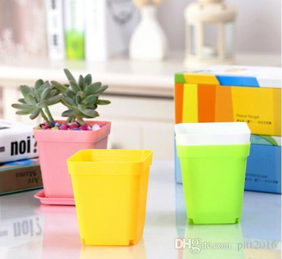 Piastre Da Giardino In Plastica.Acquista Commercio All Ingrosso Di Fioriere Bonsai Plastica Tavolo