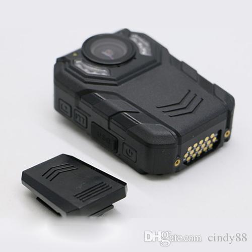 Seksi! WA7 Cep Vücut Yıpranmış Kamera HD1080P 8IR Gece Görüş 11 Saat Kayıt Dash Kamera Mini DV Uzaktan Kumanda ile