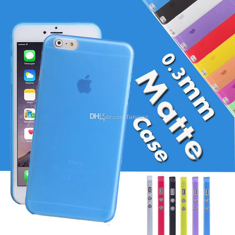 0.3mm PP Ultra Thin Slim Matte Frosted Flexible Soft Clear Transparent Cover Case For iPhone 13 Pro Max 12 Mini 11 XS XR X 8 7 6 6S Plus SE