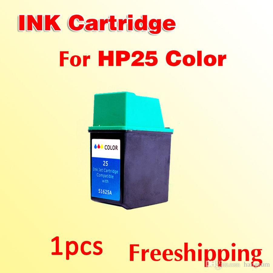 HP25 51625A Cartuccia di inchiostro delle testine di stampa compatibile per HP 25 500/510/520 / 500Q / 525Q / 505 / 540C / 550 / 560C / FAX200 / 300/700/900/5000/800