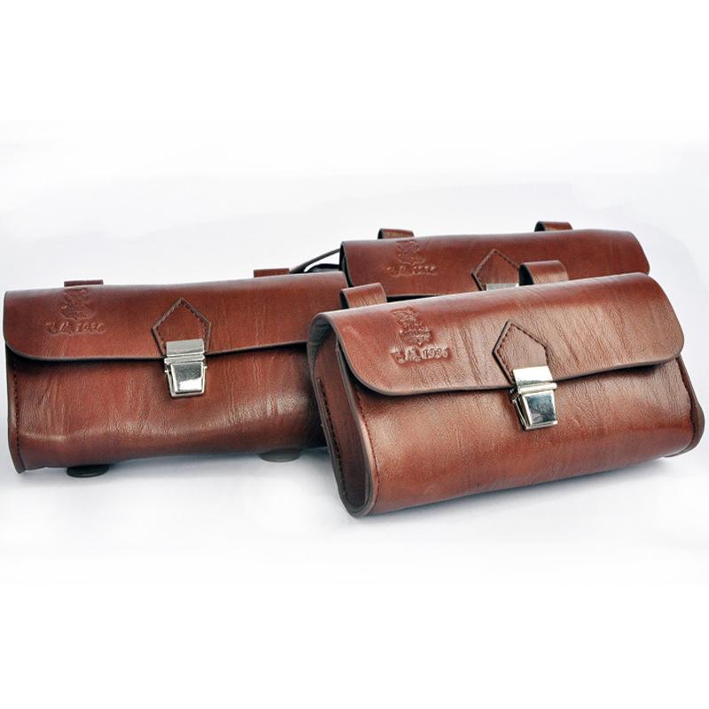 Bicycle Bike Vintage Personalized Saddle Bag Back Seat Cycling Equipment bag