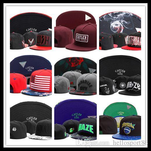 Cayler сыновья бейсболки Бруклин вышивка шляпы Snapback шапки регулируемые папа шляпы для мужчин кости snapbacks кости gorras cap мужчины cap