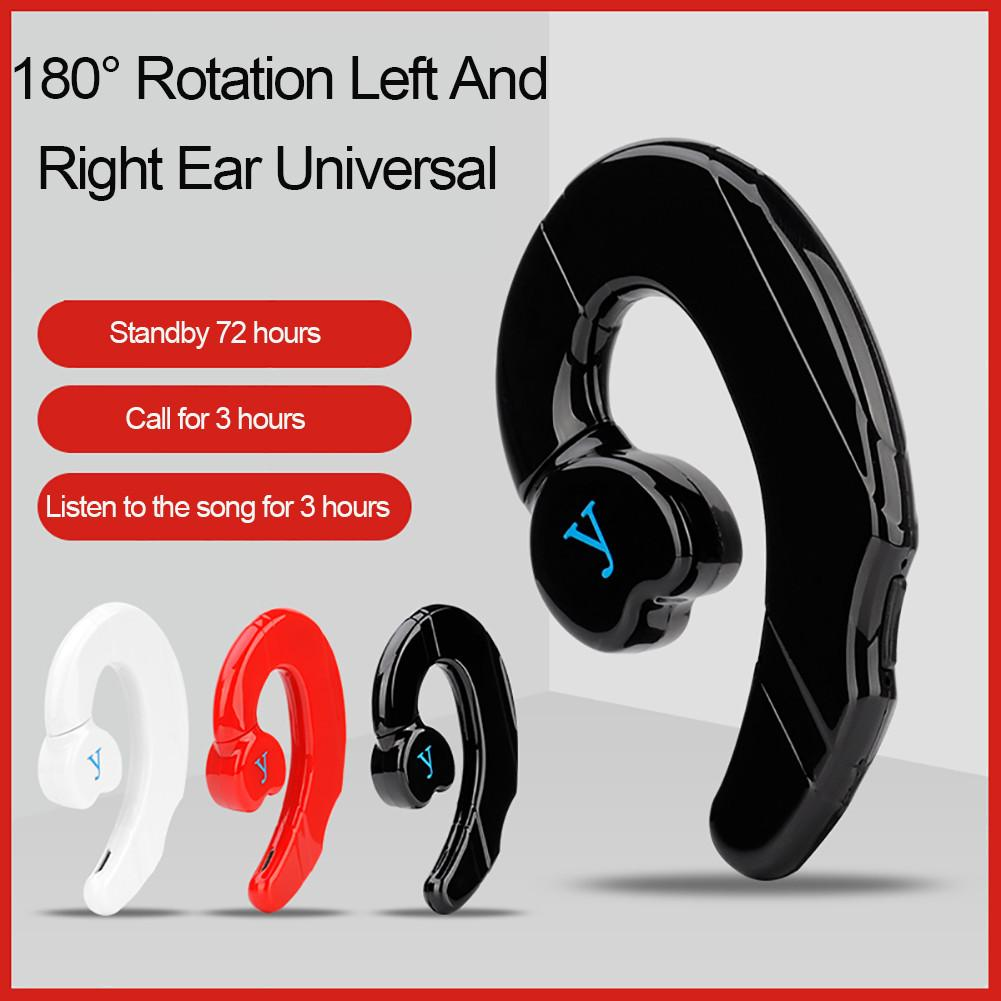 Y 01 Earbud Wireless Ear Hook Bluetooth Earphones Single Ear Bluetooth Headset Long Standby Bluetooth Earbuds For Iphone Sumsang By Epacket Wireless Telephone Headset Phone Headsets From Superfactorywareho 9 28 Dhgate Com