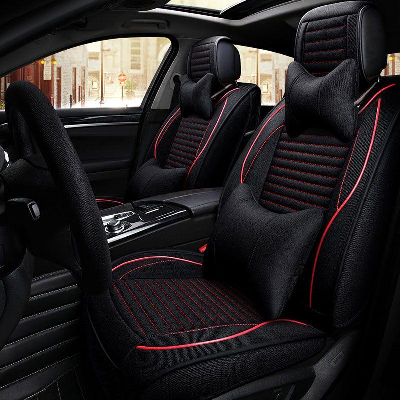 Best Car Seat Covers >> Wholesale Front Rear Seats Universal Automobiles Seat Covers Car Seat Cover For Lada Larqus 2108 2110 Priora Kalina Granta Vesta Xray Super Cheap