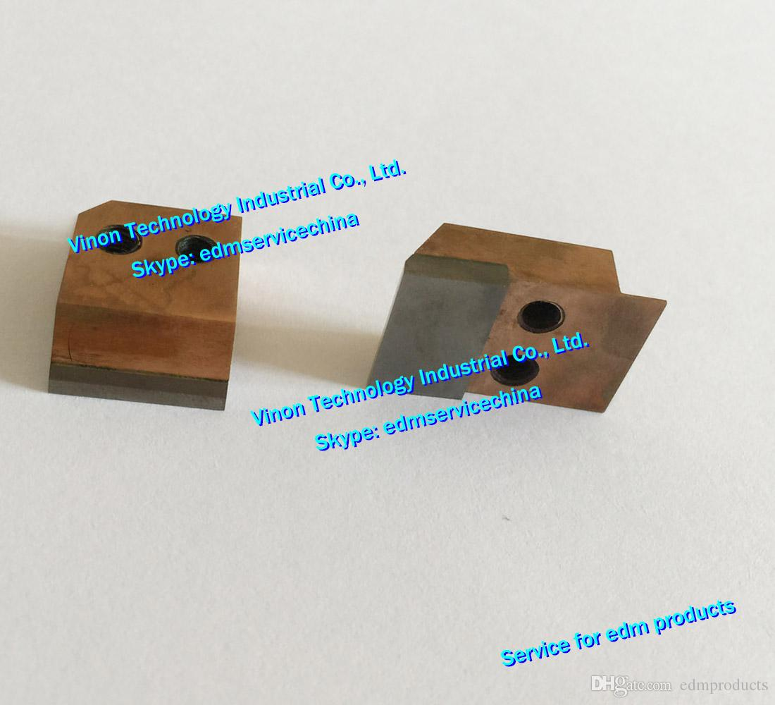 (1 pc) 848.614 edm Cutter 24x17mm edm cutter 590848614, 24.55.105 pour AGIE Classic, Evolution, Excellence, Progress, AgieCharmilles