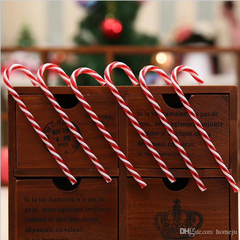 Super New Christmas Decorations Christmas Tree Pendant Candy Cane BT-95