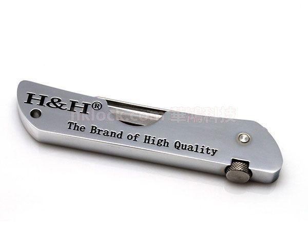 L'alta qualità ed il migliore prezzo per la serratura del selezionamento del tipo della lama dello strumento del selezionamento di piegatura con il moq di spedizione è 5pcs