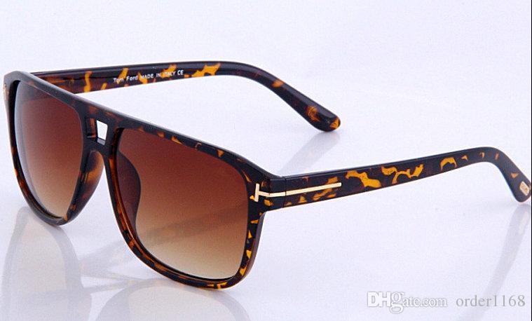 Top Qualité New Fashion Lunettes de Soleil Pour Tom Homme Femme Lunettes Designer Marque Lunettes de Soleil lunettes Ford Avec Boîte 5178