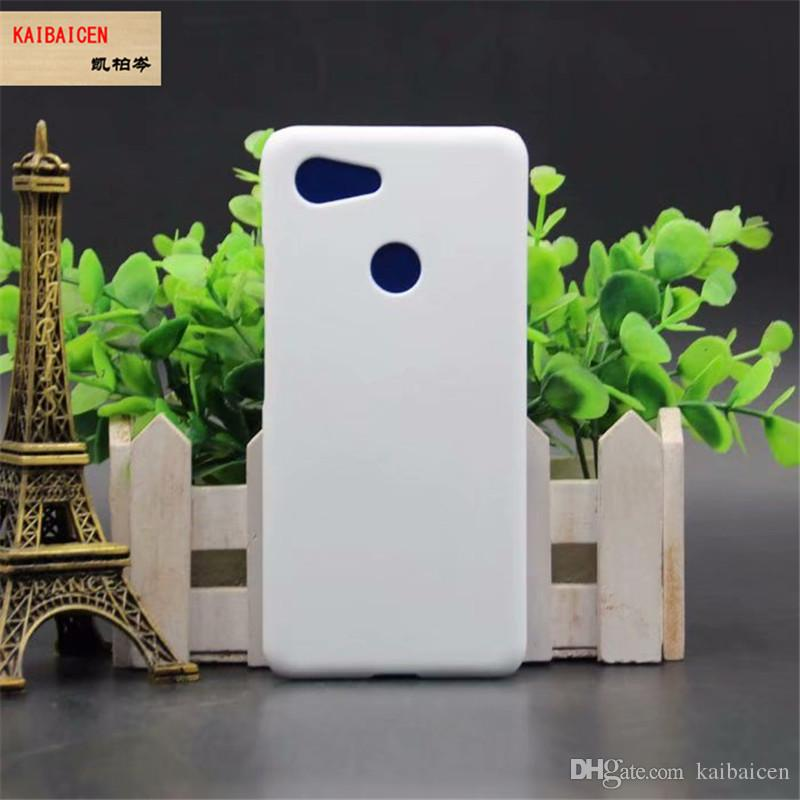 Para Goolge Pixel Phone Heat XL / 3D Pixel3 Funda 3 Sublimación 3 / Glossy Matte Mobile Mobile Carcle Bwqea