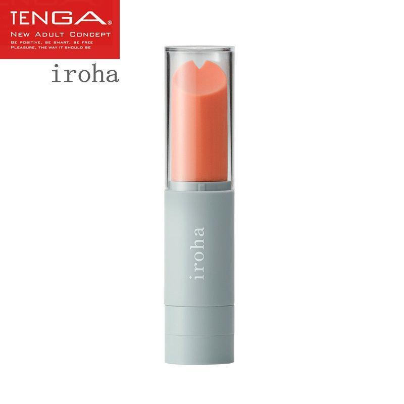 Tenga iroha Mini Vibrator Lipstick Vibrating Electric Bullets Vibrators Sex Shop Sell Erotic Sex Toys For Woman Clit S18101905