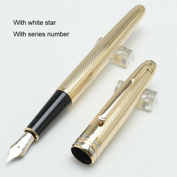 Mt MST 163 dolma kalem almanya marka kalem yüksek Kalite yazı mürekkep kalem iş hediye ofis okul malzemeleri