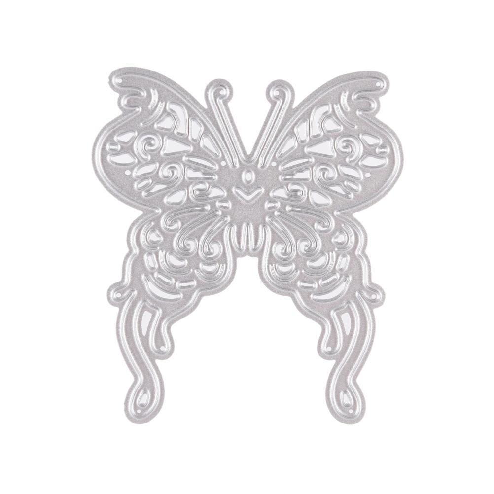 Farfalle Decorative Fai Da Te acquista taglio di farfalle in metallo stencil scrapbooking fai da te /  album fotografico carte decorative in rilievo di carta fai da te a 5,29 €  dal