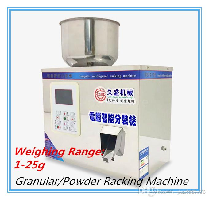 Emballage multifonctionnel de machine de remplissage de défilement de la machine 1-25g 220V / 110V de nourriture