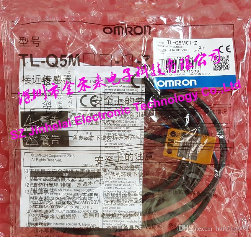 100% Nowy i oryginalny Przełącznik zbliżeniowy OMRON TL-Q5MC1-Z 2M Czujnik zbliżeniowy 10-30VDC
