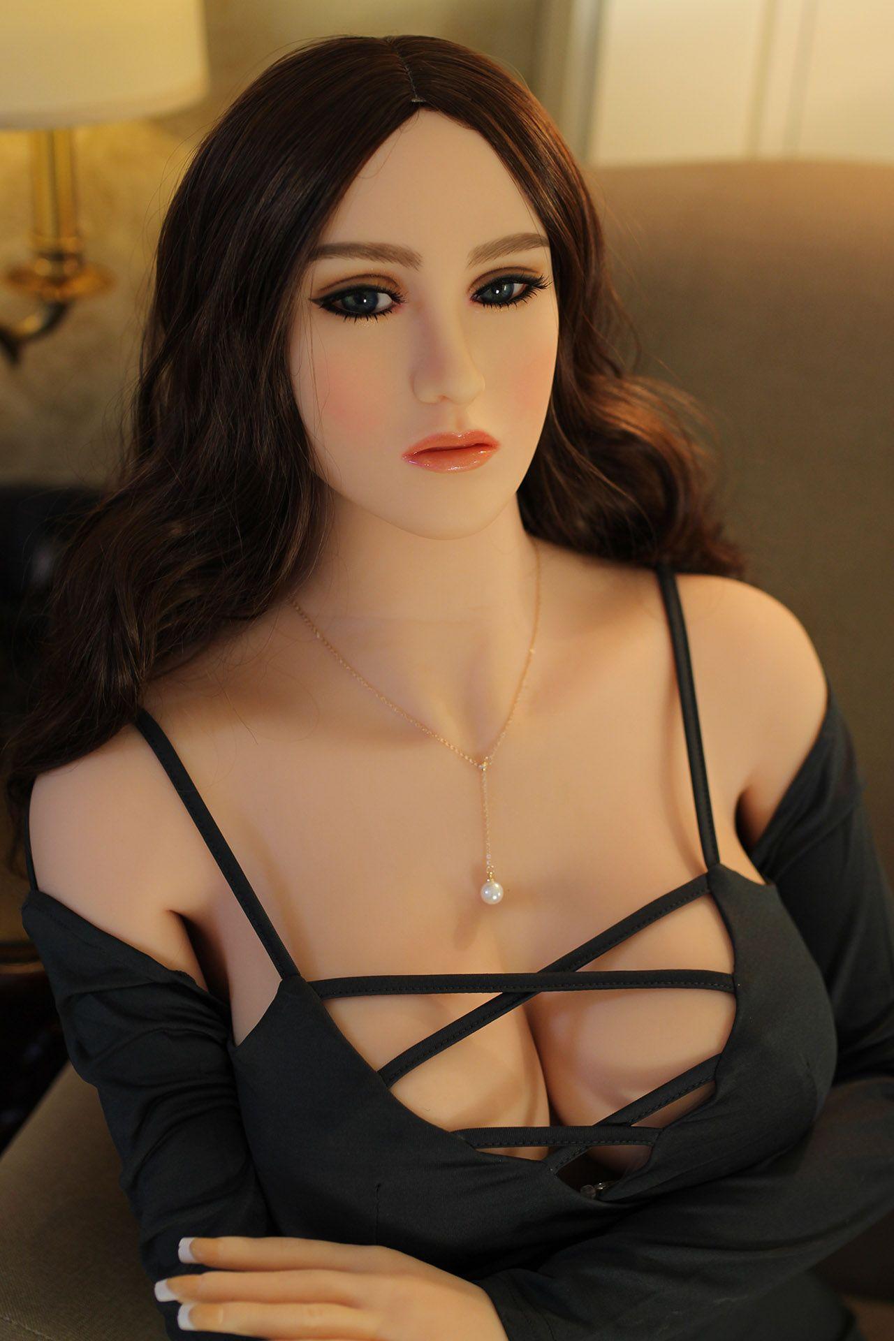 165cm Full Body Sex Doll Metal Skeleton Real Love Doll Anal Vagina Oral Male Masturbator Sex Toys for Women