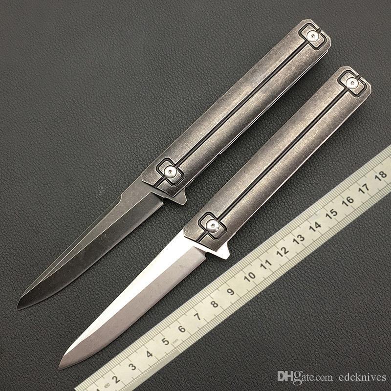 Новый GUANZO Quartermaster S-13 Тактический складной нож использовать 9CR18MOV лезвие EDC карманные инструменты Открытый охотничий нож выживания Бесплатная доставка