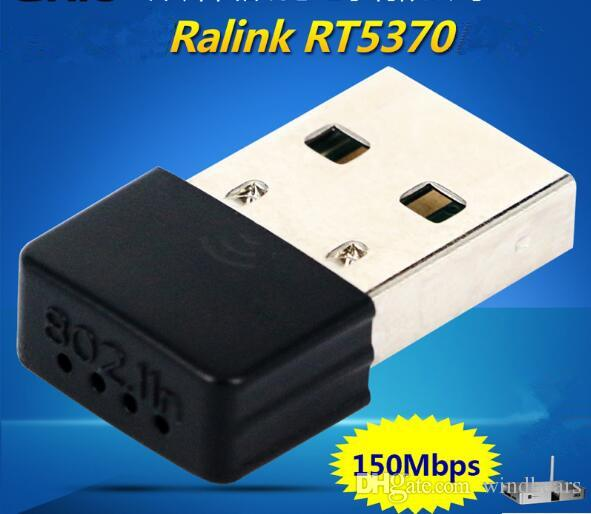 MINI USB WIFI ADAPTADOR 150MBPS WIRELESS 11N CHIP RALINK RT5370