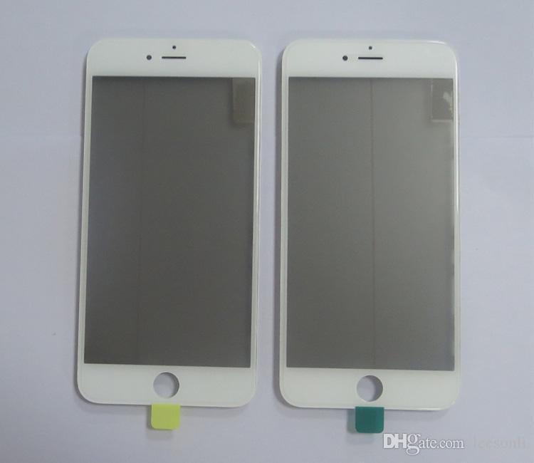 Original 4 in 1 Cold Press Ersetzen Sie das LCD-Frontglas mit dem Rahmen OCA + Polarisatorfilm für iPhone 6S Plus 4,7''5,5 '' Ersatzteile