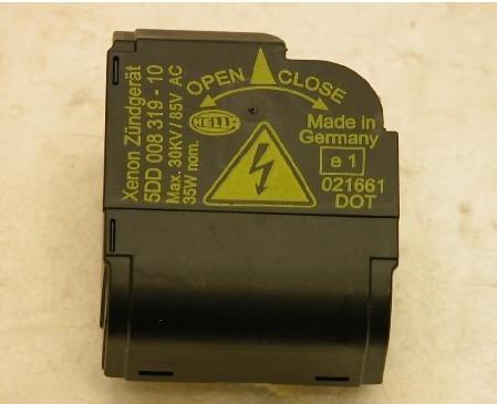 100% Original Genuine Hela Black Xenon Zundgerat 5DD 008 319-10 OEM Igniter/Ignitor use for D2S D2R Bulb