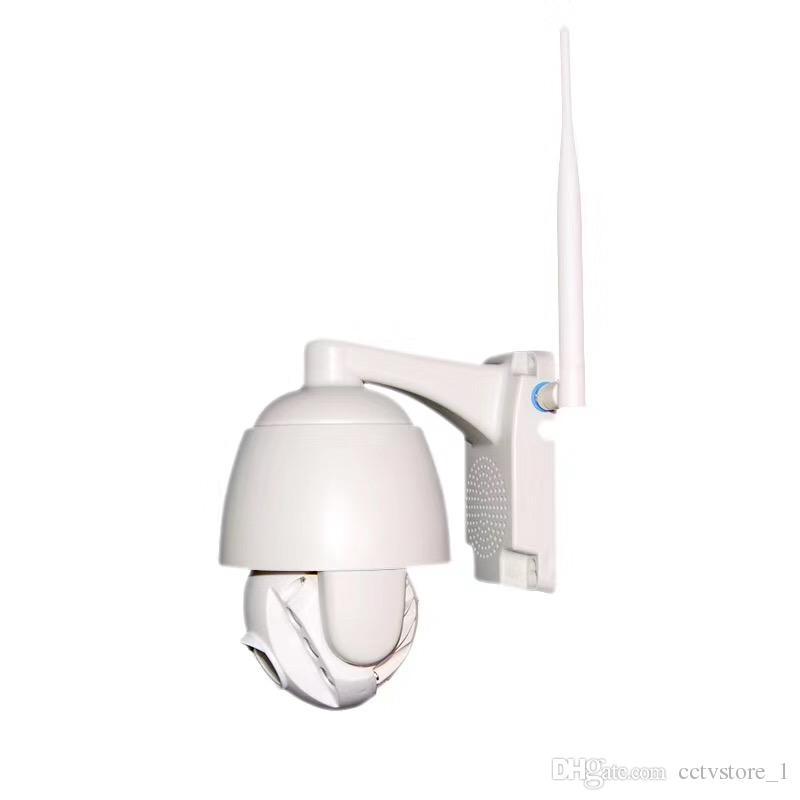 2.5 INCH3g 4g SIM 카드의 IP 카메라 무선 보안 실외 스피드 돔 카메라 AP 와이파이 핫스팟 5 배 확대 p2pmonitor CCTV 카메라 야간 투시경