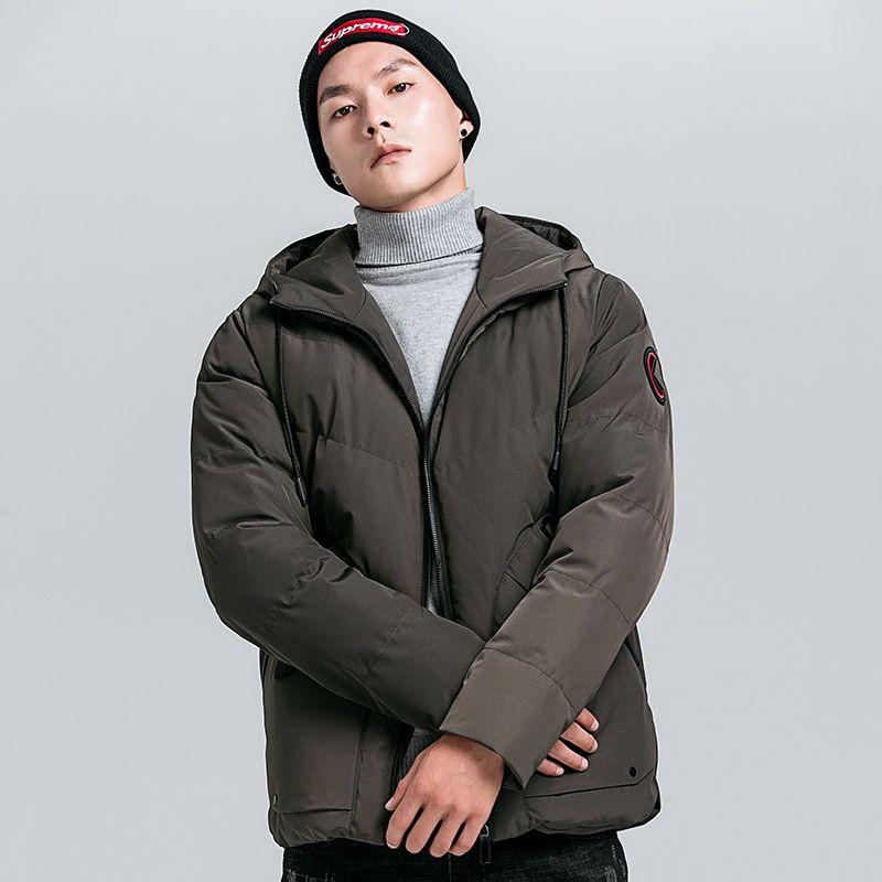 200fa432c03 Young Men Hooded Thin Jacket Plus Size Quick Dry Windbreaker Tops Long  Sleeve Waterproof Casual Jackets Rashguard Coat Black Leather Bomber Jacket  Women ...