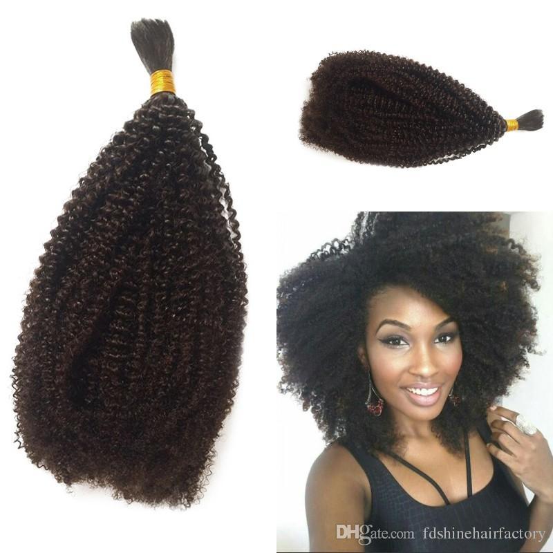 Монгольская навивка волос афро странный курчавая масса для плетения человеческих волос 8-26 дюймов в наличии FDSHINE