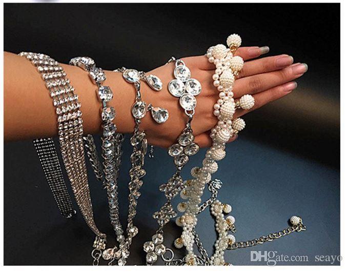 Nuovi accessori per la cintura da sposa. Dancing Lady decorativo yaolian. Catena pendente per trapano ad acqua creativo danza del ventre. Una varietà di stili