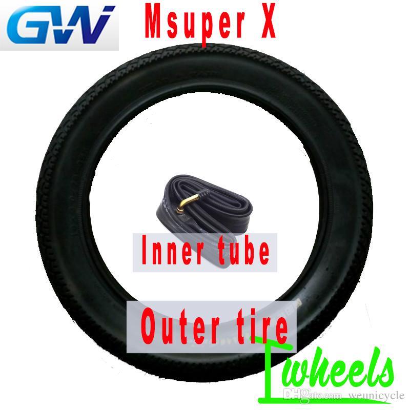 Gotway Msuper X 18 * 3.0 인치 타이어 및 내부 튜브 전기 일륜 타이어 내부 튜브 액세서리