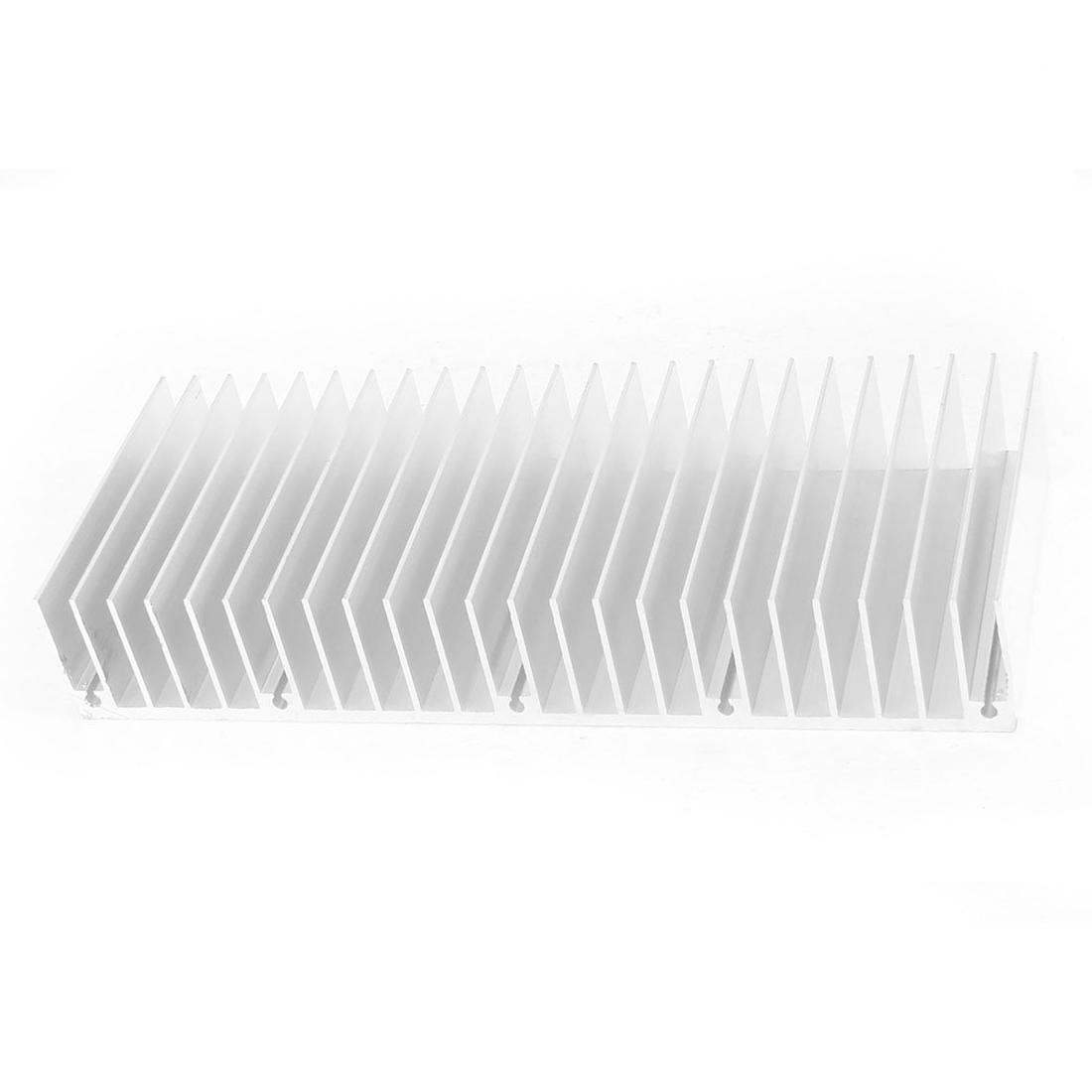 Freeshipping 5pcs Aluminum Heatsink Cooling Fin 150mmx60mmx25mm for Power Amplifier