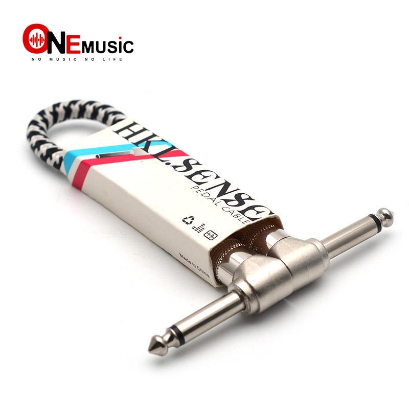 جودة عالية الغيتار التصحيح الكابل آثار دواسة الحبال AMP الحبل