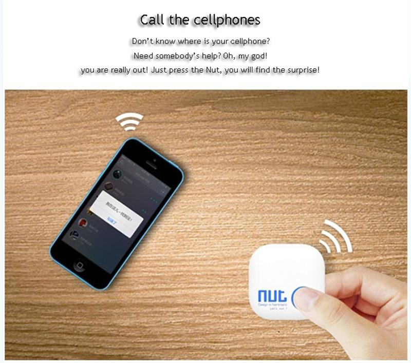 2019 Nut 2 Anti Lost Pet Key GPS Finder Alarm Smart Tag Bluetooth Tracker  Locator Valuables As Gift For Child White/ Green/ Orange From Electronict,