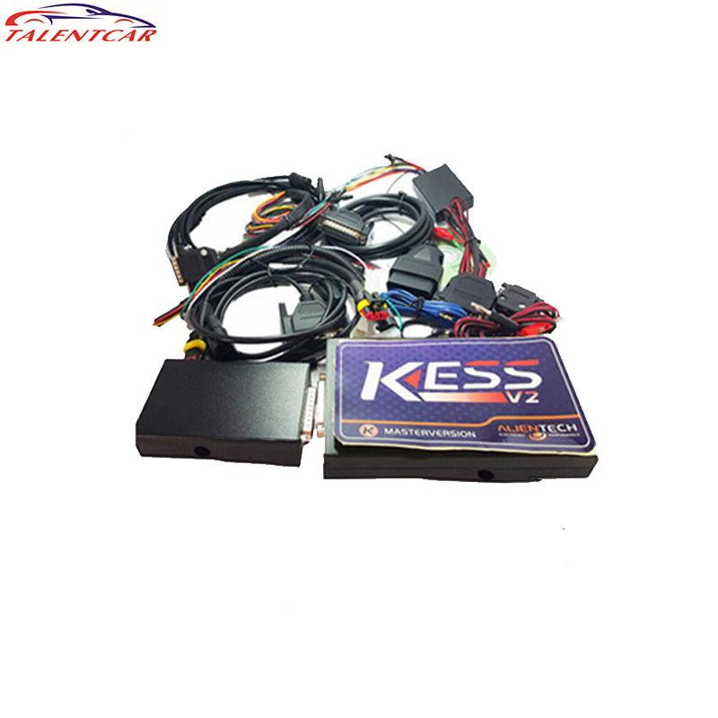 KESS V2 V2.23 HW V4.036 Belirteç Olmadan Tuning Kiti Sınırlı Usta Arabalar Yıldız C4 Anahtar Programcı