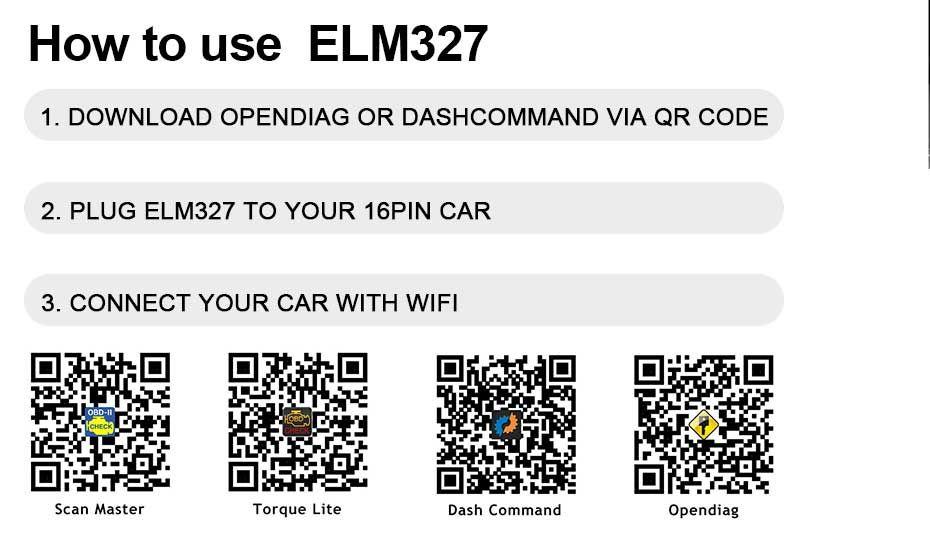 Ancel ELM 327 WI-FI 1.5 ELM327 V1.5 OBD2 OBD ODB 2_08