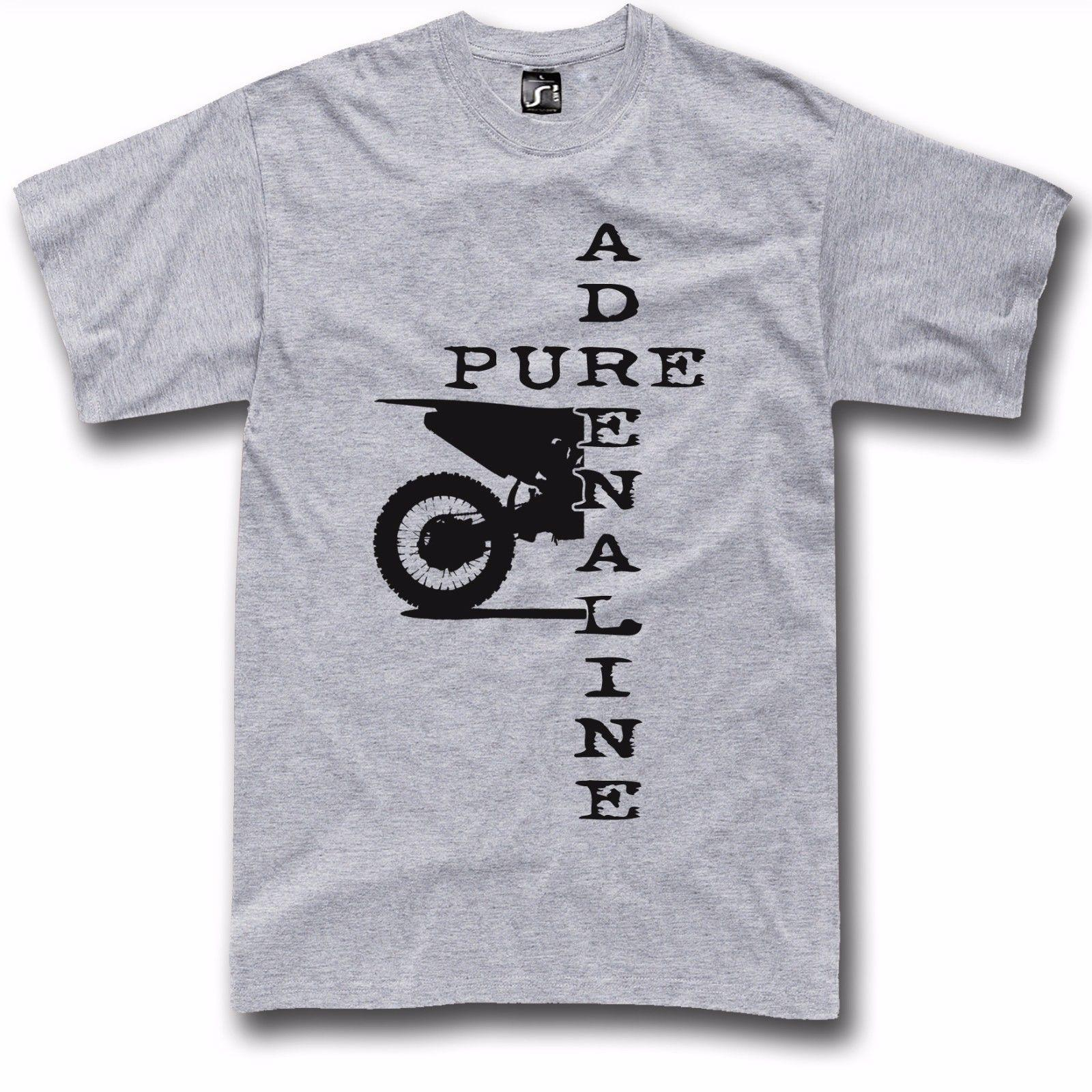 KTM Pure Vert T-Shirt pour Homme Taille L