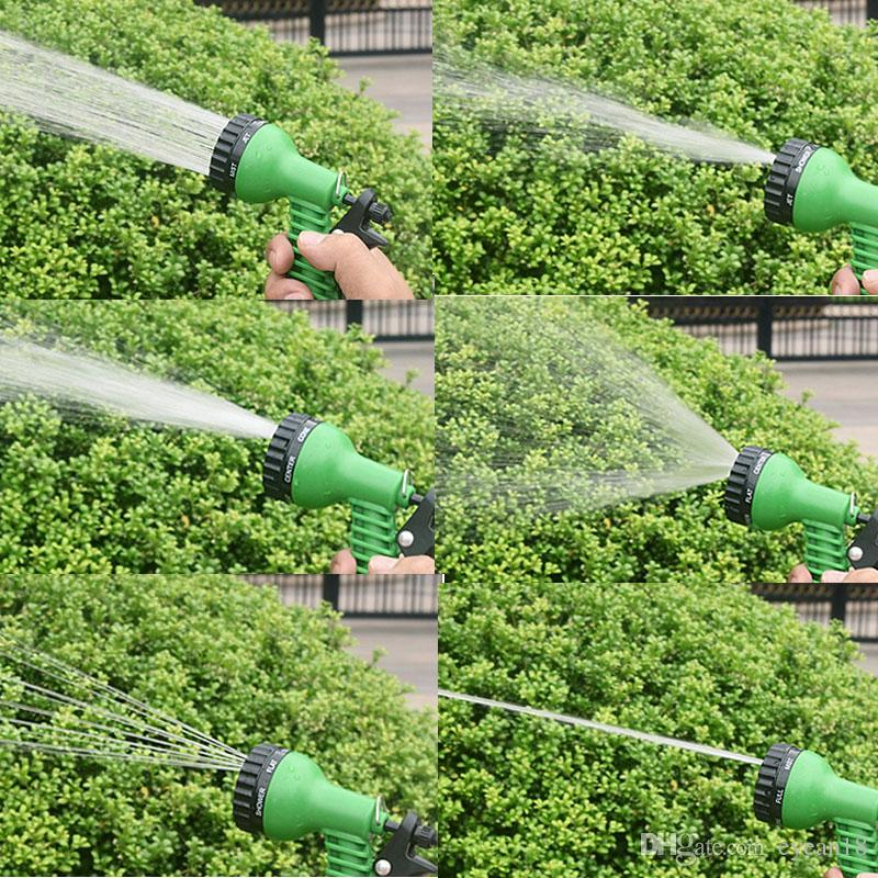 Garden hose water Hose watering & irrigation pipes with spray gun expandable car hose Garden supplies hoses Garden Reels EU/US