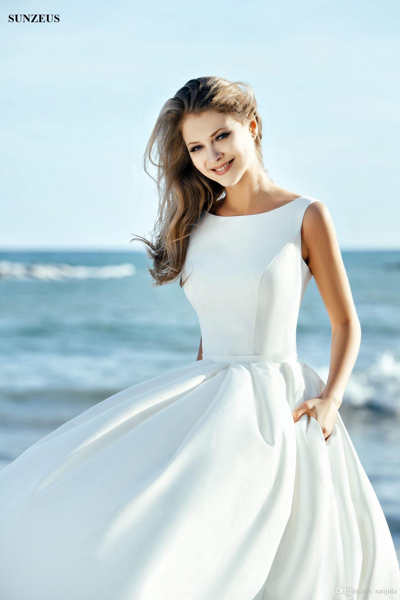 Nett Einfache Brautkleid Ideen - Hochzeit Kleid Stile Ideen ...